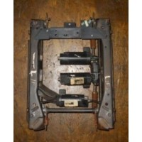 Jeep WJ Grand Cherokee Driver Electric Seat Base 99-04