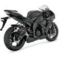 Глушитель CS One Slip-on Stainless/Black/Alu для ZX-10R